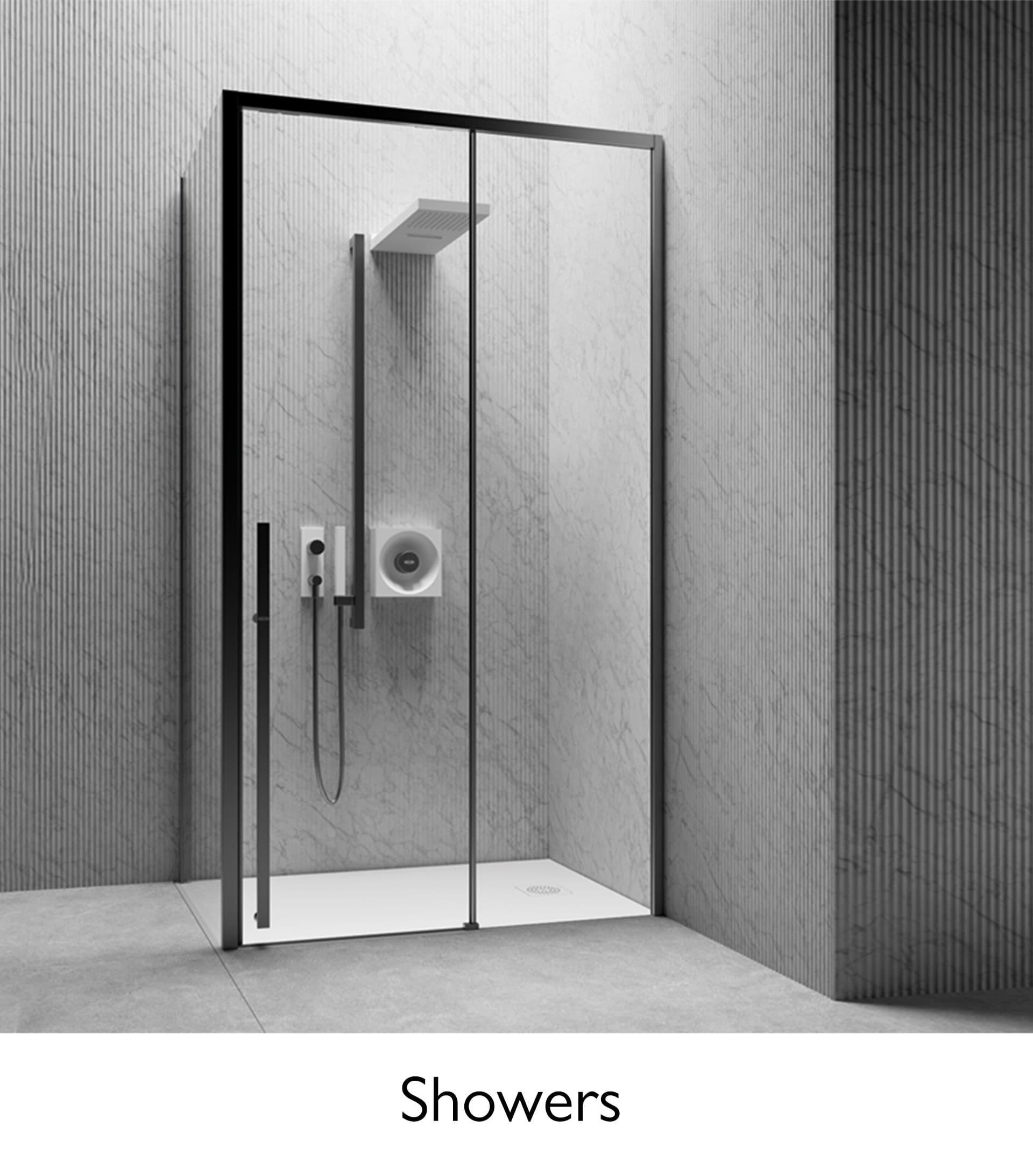 Showers Jacuzzi