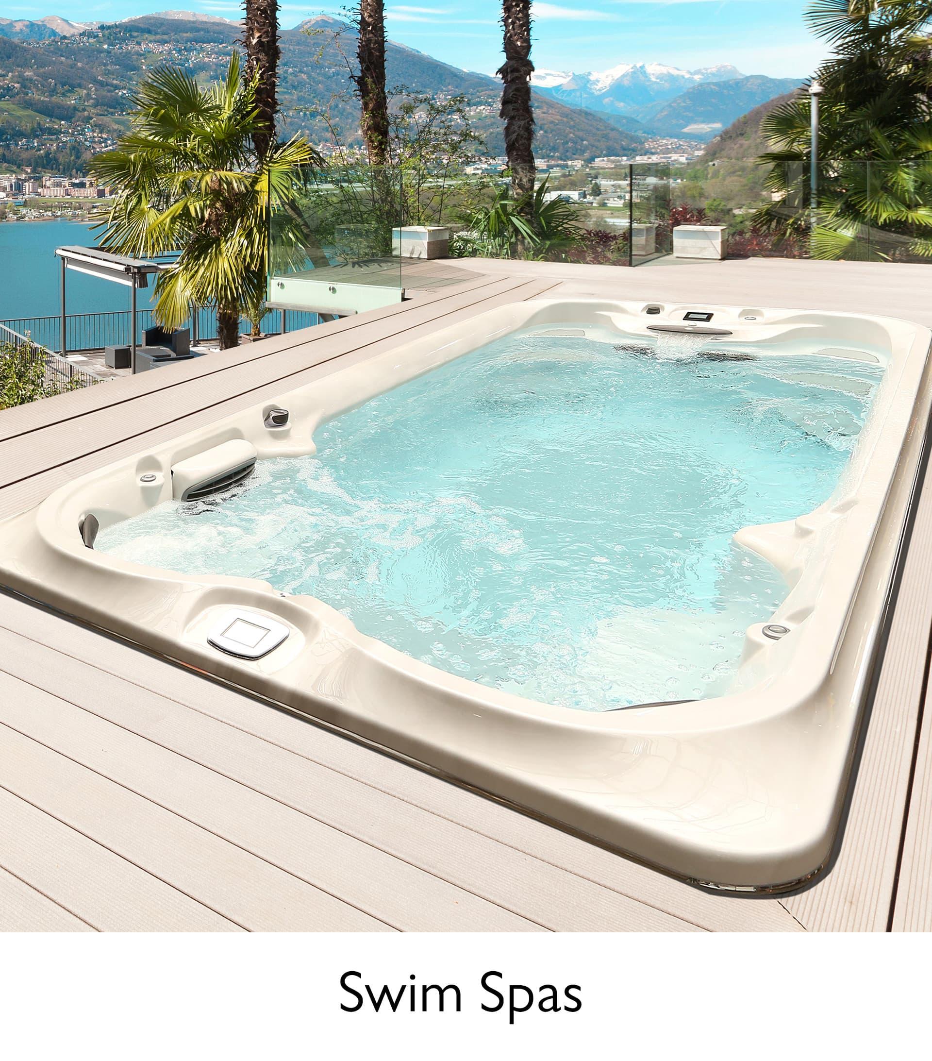Swim Spas Jacuzzi